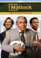 Matlock - Season 6 (6-DVD)