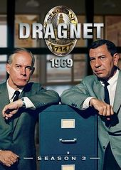Dragnet - Season 3 (4-DVD)