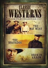 Classic Westerns 3-Film Collection (The Way West