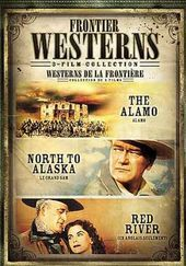 Frontier Westerns: 3-Film Collection (The Alamo /