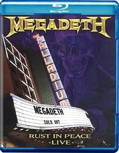 Megadeth: Rust in Peace - Live (Blu-ray)