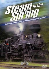 Trains - Steam in the Spring