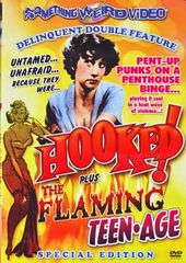 Delinquent Double Feature: Hooked!(1957) / The