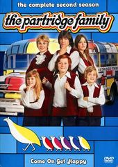 Partridge Family - Season 2 (3-DVD)