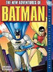 Batman - New Adventures of Batman: Complete