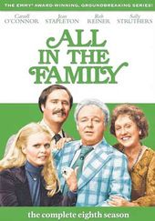 All in the Family - Complete 8th Season (3-DVD)