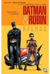 Batman & Robin: Batman Reborn