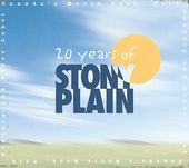 20 Years of Stony Plain (2-CD)