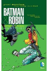 Batman & Robin: Batman & Robin Must Die