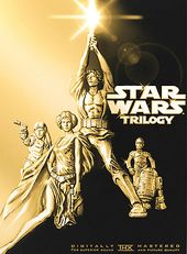 Star Wars Trilogy (4-DVD, Pan & Scan)