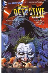 Batman: Detective Comics 1: Faces of Death (The