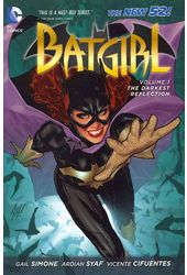 Batgirl 1: The Darkest Reflection