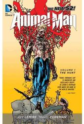 Animal Man 1: The Hunt