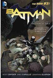Batman 1: The Court of Owls