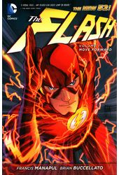 The Flash 1: Move Forward