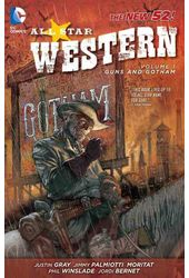 All Star Western 1: Guns and Gotham
