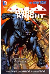 Batman The Dark Knight 1: Knight Terrors