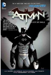 Batman 2: The City of Owls