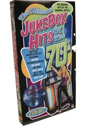 Jukebox Hits of the 70s (5-CD)