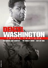 Denzel Washington - Triple Feature (3-DVD,