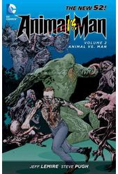 Animal Man 2: Animal Vs. Man