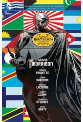 Batman Incorporated 1