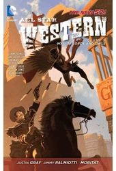 All Star Western 2: War of Lords and Owls
