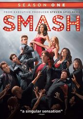 Smash - Season 1 (4-DVD)