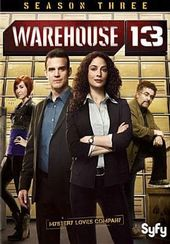 Warehouse 13 - Season 3 (3-DVD)