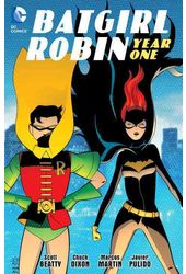 Batgirl / Robin: Year One
