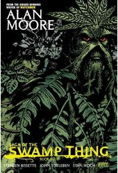 Saga of the Swamp Thing 4
