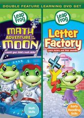 Leapfrog: Math Adventure to the Moon / Letter