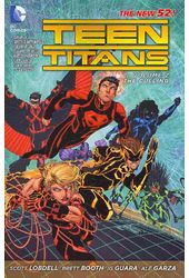 Teen Titans 2: The Culling (The New 52!)