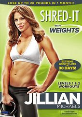 Jillian Michaels - Shred-It with Weights