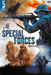 Special Forces: War in the Shadows (5-DVD)