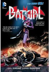 Batgirl 3: Death of the Family (The New 52)