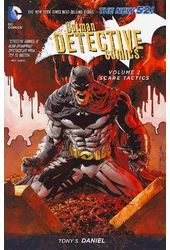 Batman Detective Comics 2: Scare Tactics