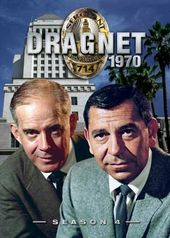 Dragnet - Season 4 (4-DVD)