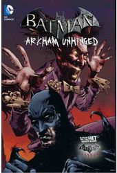 Batman: Arkham Unhinged 3