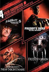 A Nightmare on Elm Street 5-8 (4-DVD)