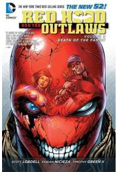 Red Hood and the Outlaws 3: Death of the Family
