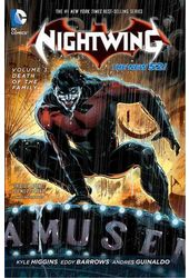 Nightwing 3: Death of the Family, The New 52