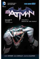 Batman 3: Death of the Family