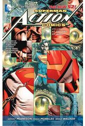 Superman Action Comics 3: At the End of Days