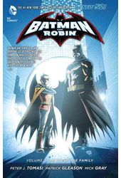 Batman and Robin 3: Death of the Family