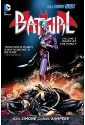 Batgirl 3: Death of the Family