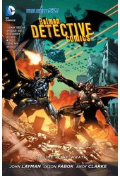 Batman - Detective Comics 4: The Wrath