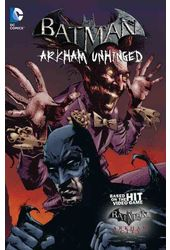 Batman 3: Arkham Unhinged