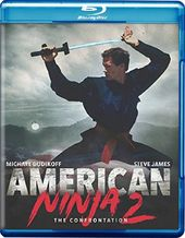 American Ninja 2: The Confrontation (Blu-ray)
