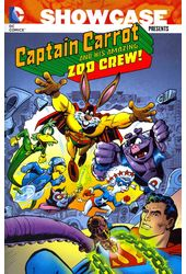 Showcase Presents Captain Carrot and His Amazing